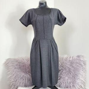 Dolce & Gabbana • Stretch Wool Dress